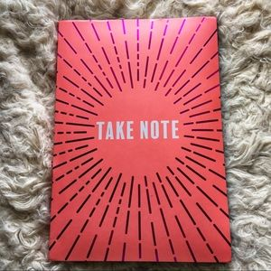 New double sided note book